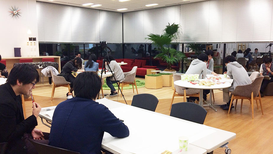第9回マークアップ部(1月17日開催)会場の様子