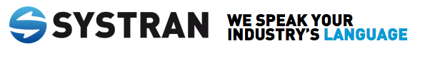 SYSTRAN社のロゴ