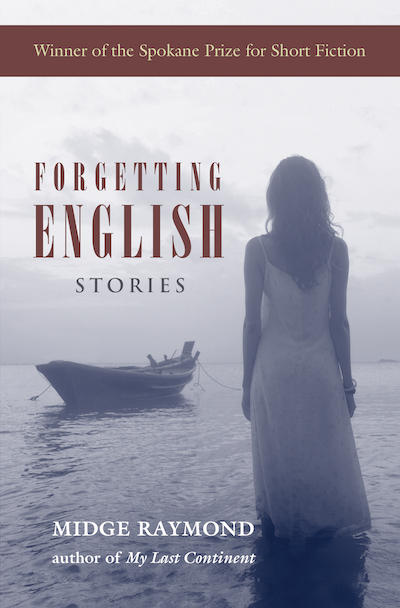 『Forgetting English』表紙
