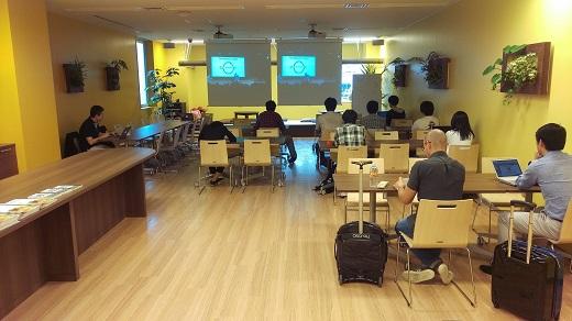 Agile Japan 2016 仙台サテライト会場の様子