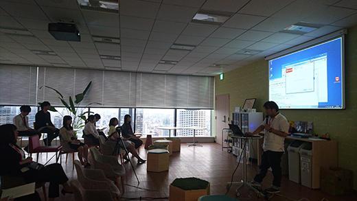 テックラウンジVol.56(05月26日開催)会場の様子