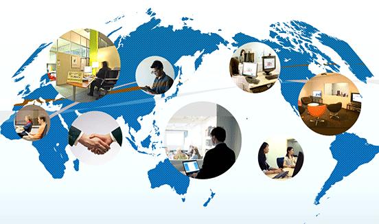 グローバルユーザー調査 | ユーザビリティ | ミツエーリンクス Smart Communica